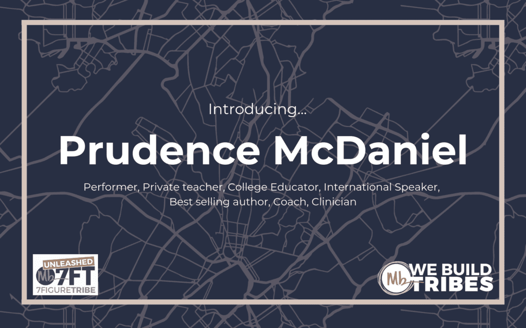 Introducing Prudence McDaniel