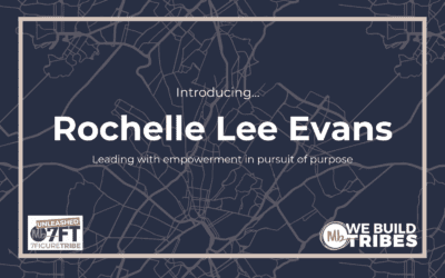 Introducing Rochelle Lee Evans
